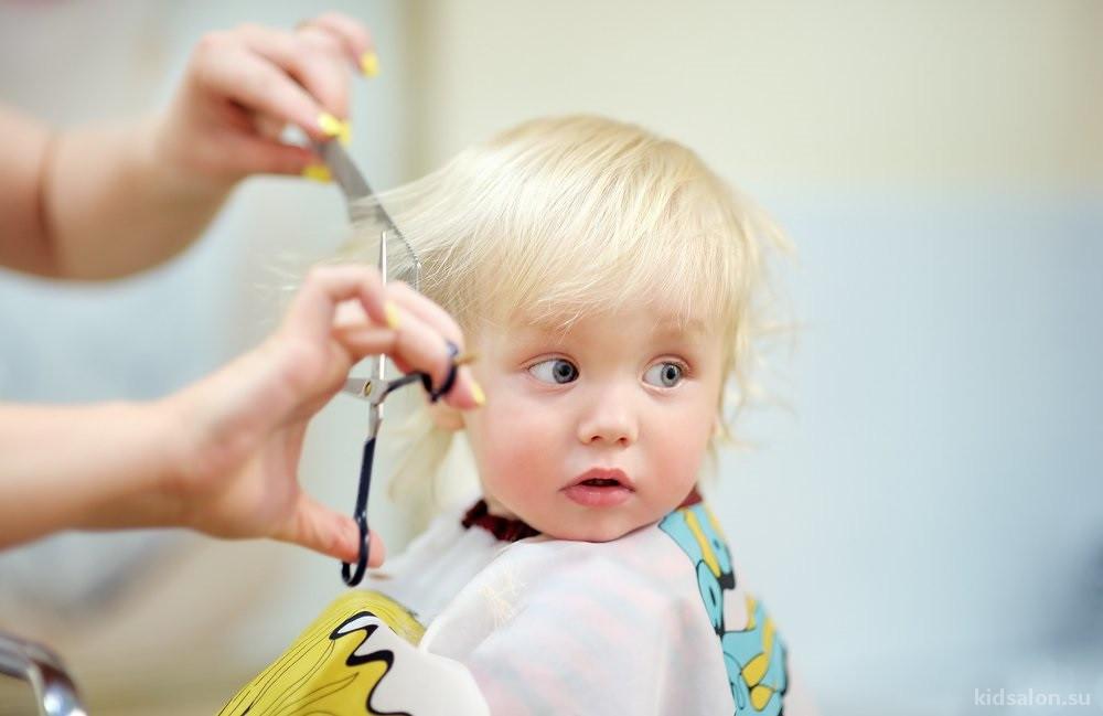 В чём особенности парикмахерской для детей