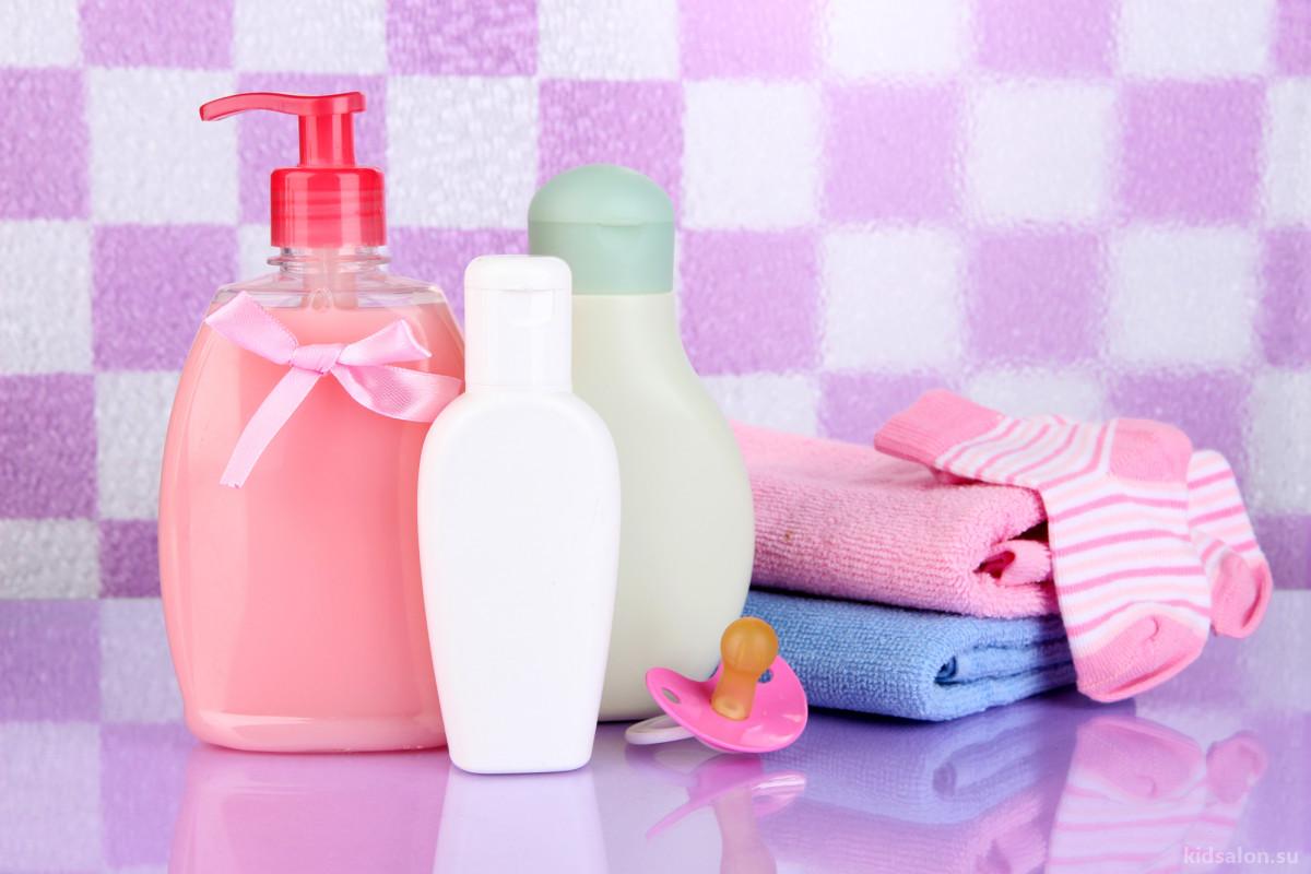 Чем детский шампунь отличается от взрослого?