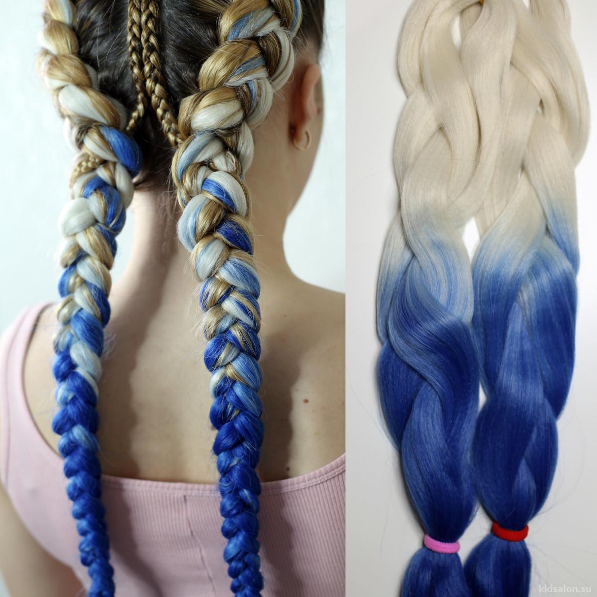 Узелок завяжется, узелок развяжется: особенности плетения кос с канекалоном для детей