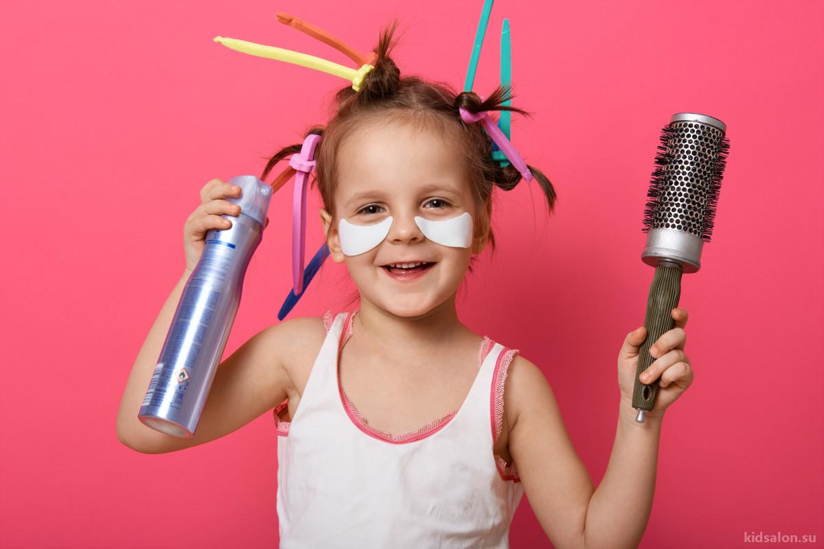 Цветное окрашивание: можно ли красить волосы детям